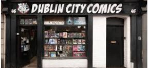 DUBLIN CITY COMICS AND COLLECTIBLES